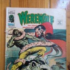 Cómics: WEREWOLF Nº 13 V.2 . Lote 178636661
