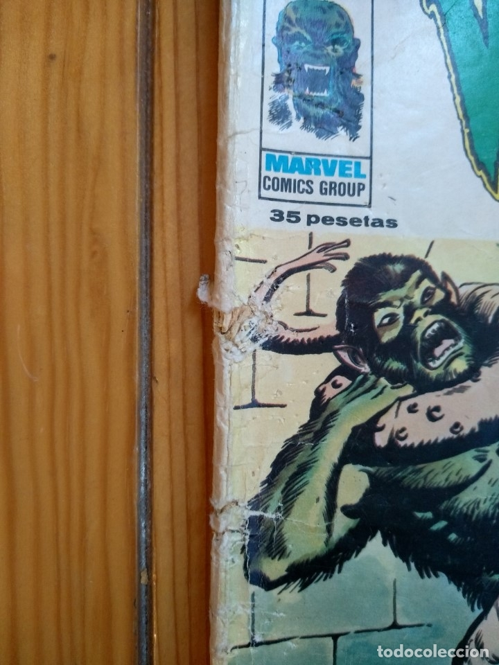 Cómics: Werewolf nº 13 V.2 - Foto 3 - 178636661