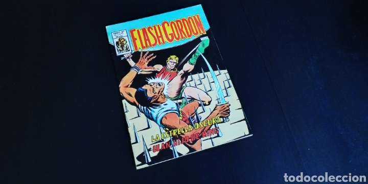 CASI EXCELENTE ESTADO FLASH GORDON 37 VERTICE VOL II (Tebeos y Comics - Vértice - Flash Gordon)