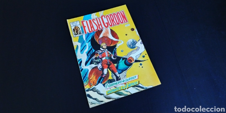 EXCELENTE ESTADO FLASH GORDON 30 VERTICE VOL II (Tebeos y Comics - Vértice - Flash Gordon)