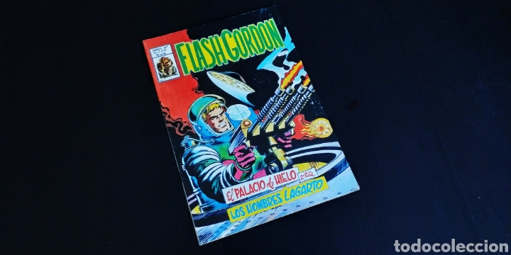 DE KIOSCO ESTADO FLASH GORDON 28 VERTICE VOL II (Tebeos y Comics - Vértice - Flash Gordon)