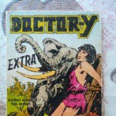 Cómics: DOCTOR Y Nº 1. Lote 178747188