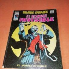 Cómics: RELATOS SALVAJES.VERTICE. EL HOMBRE INVISIBLE. VOL 1 Nº 31. BUEN ESTADO.. Lote 178761290