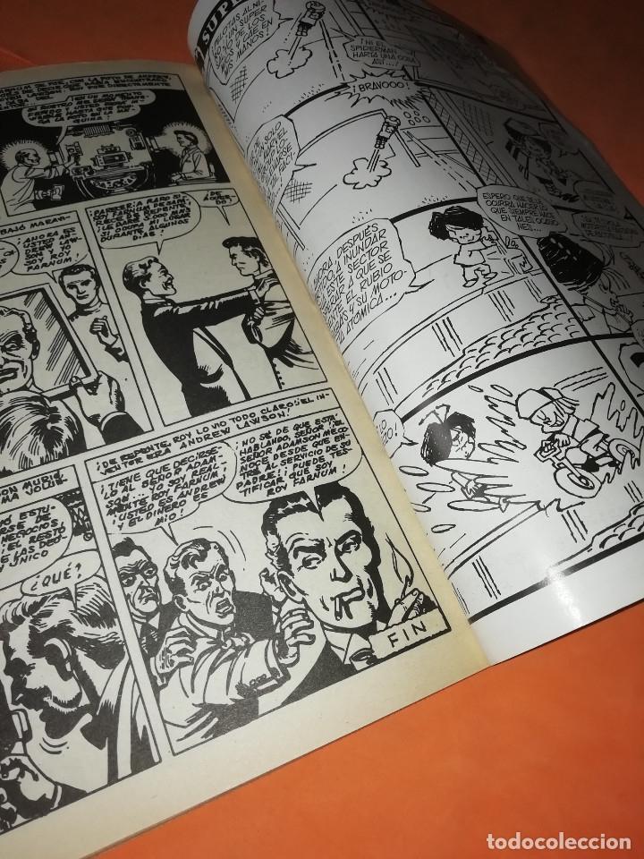 Cómics: RELATOS SALVAJES. EL HOMBRE INVISIBLE. VOL 1 Nº 31. BUEN ESTADO. - Foto 8 - 178761290