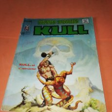 Cómics: RELATOS SALVAJES . KULL. KULL EL DESTRUCTOR. VOL 1 Nº 16. VER FOTOS DE ESTADO.. Lote 178766692