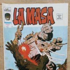 Cómics: LA MASA - VOL. 3 Nº 5, UMBU EL NO VIVO - ED. VÉRTICE. Lote 178772883