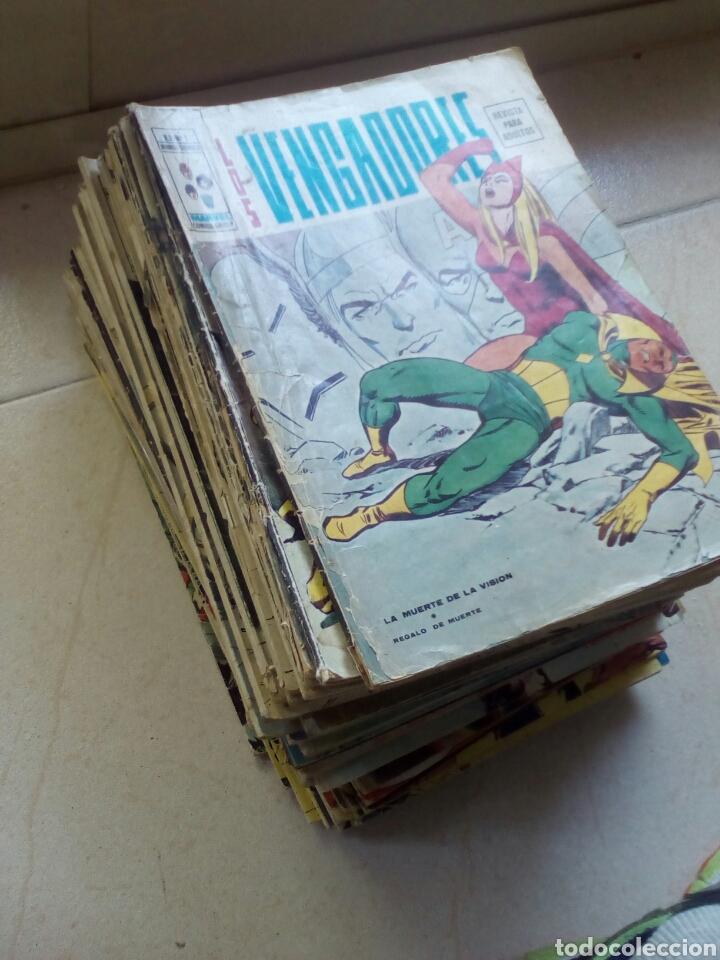 COLECCIÓN COMPLETA, 50 NÚMEROS, DE LOS VENGADORES, VOL 2 VÉRTICE (Tebeos y Comics - Vértice - Vengadores)