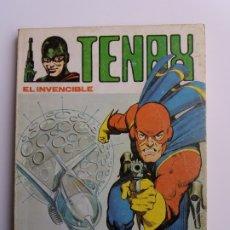 Cómics: TENAX EL INVENCIBLE. Nº 10. EL ASTEROIDE DE LOS CIEN OJOS. EDICIONES VERTICE. 1972.. Lote 178786753