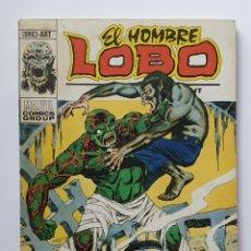 Cómics: HOMBRE LOBO Nº 8. VOL. 1 VERTICE. Lote 178824222