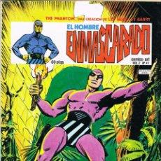 Cómics: EL HOMBRE ENMACARADO VOLUMEN 2 NUMERO 43. Lote 178841355
