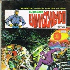 Cómics: EL HOMBRE ENMASCARADO VOLUMEN 2 NUMERO 38. Lote 178841601