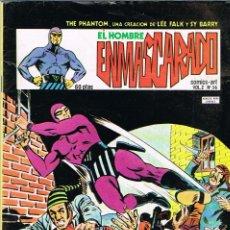 Cómics: EL HOMBRE ENMASCARADO VOLUMEN 2 NUMERO 36. Lote 178841640