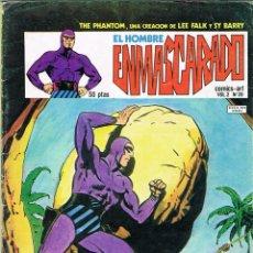 Cómics: EL HOMBRE ENMASCARADO VOLUMEN 2 NUMERO 20. Lote 178841777