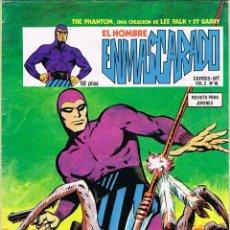 Cómics: EL HOMBRE ENMASCARADO VOLUMEN 2 NUMERO 16. Lote 178841841