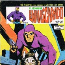 Cómics: EL HOMBRE ENMASCARADO VOLUMEN 2 NUMERO 15. Lote 178841898