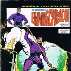 Cómics: EL HOMBRE ENMASCARADO VOLUMEN 2 NUMERO 14. Lote 178841962
