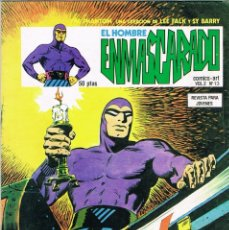 Cómics: EL HOMBRE ENMASCARADO VOLUMEN 2 NUMERO 13. Lote 178842001