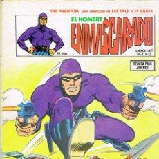 Cómics: EL HOMBRE ENMASCARADO VOLUMEN 2 NUMERO 12. Lote 178842035