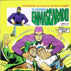 Cómics: EL HOMBRE ENMASCARADO VOLUMEN 2 NUMERO 11. Lote 178842055