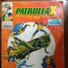 Cómics: PATRULLA X Nº 11 VÉRTICE TACO. Lote 178845735