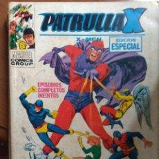 Cómics: PATRULLA X Nº 25 VÉRTICE TACO. Lote 178845858
