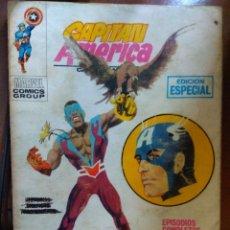 Cómics: CAPITÁN AMÉRICA Nº 7 - VÉRTICE FORMATO TACO. Lote 178920397