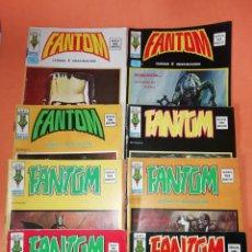 Cómics: FANTOM . VOLUMEN DOS. LOTE. NUMEROS 2,3,4,5,6,7, 9 Y 21. BUEN ESTADO.. Lote 178928000