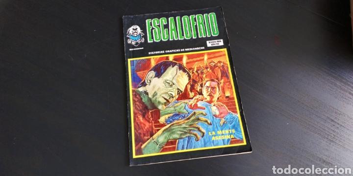 BASTANTE NUEVO ESCALOFRÍO 56 VERTICE (Tebeos y Comics - Vértice - Terror)