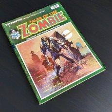 Cómics: MUY BUEN ESTADO ESCALOFRÍO 21 TALES OF THE ZOMBIE 6 VERTICE. Lote 178938415