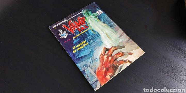 BASTANTE NUEVO ESCALOFRÍO 35 TALES OF THE ZOMBIE 9 VERTICE (Tebeos y Comics - Vértice - Terror)