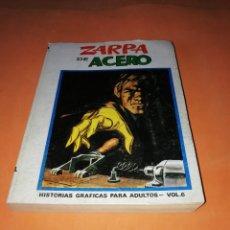 Cómics: ZARPA DE ACERO. EDICION ESPECIAL. VOLUMEN 6 . VERTICE TACO.. Lote 178958692