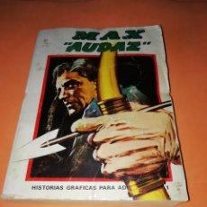 Cómics: MAX AUDAZ. EDICION ESPECIAL. VOLUMEN 1. VERTICE TACO. VER FOTOS.. Lote 178959027
