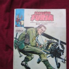 Cómics: SARGENTO FURIA Nº 8 MUY JOVEN PARA MORIR. MARVEL TACO VERTICE V1, 1972 BUEN ESTADO. Lote 179025395