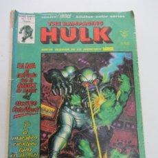 Fumetti: LA MASA THE RAMPAGING HULK Nº 12 MUNDI COMICS EDITORIAL VERTICE CX26B. Lote 179031173
