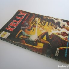 Cómics: KELLY OJO MAGICO (1981, VERTICE) 1 · 15-V-1981 · KELLY OJO MAGICO. Lote 179036252