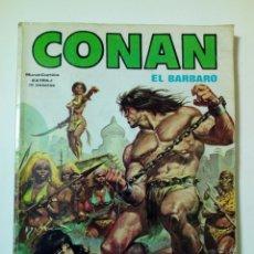 Cómics: CONAN EL BARBARO - MUNDI-COMICS EXTRA 1: CONAN EL BUCANERO (HISTORIA COMPLETA) ED. VÉRTICE 1980 . Lote 179049421