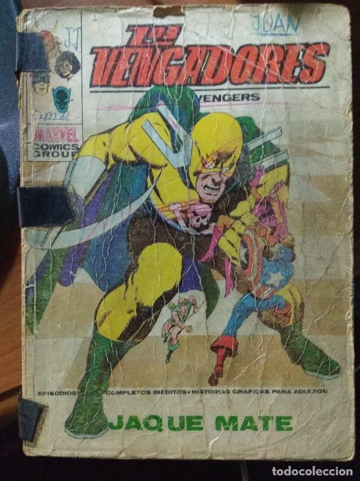LOS VENGADORES Nº 50 - VÉRTICE TACO (Tebeos y Comics - Vértice - Vengadores)