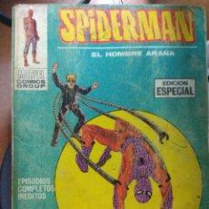 Cómics: SPIDERMAN Nº 5 VERTICE TACO. Lote 179123862
