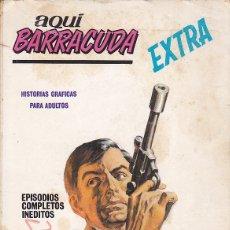 Cómics: COMIC COLECCION AQUI BARRACUDA Nº 3. Lote 179135661