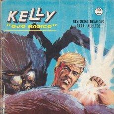 Cómics: COMIC COLECCION KELLY OJO MAGICO Nº 15 ULTIMO NUMERO. Lote 179135971