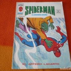 Cómics: SPIDERMAN VOL. 3 Nº 22 MUNDI COMICS VERTICE MARVEL VOLUMEN EL ARTERO LAGARTO. Lote 179137756