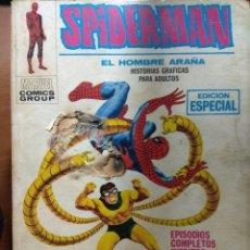 Cómics: SPIDERMAN Nº 21 VÉRTICE TACO. Lote 179213257