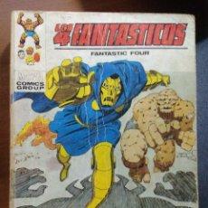 Cómics: LOS 4 FANTASTICOS Nº 58 - VÉRTICE TACO. Lote 179214391