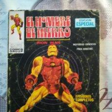 Cómics: EL HOMBRE DE HIERRO V 1 Nº 1. Lote 179216480