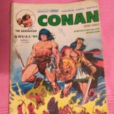 Cómics: CONAN THE BARBARIAN Nº 1. Lote 179219807