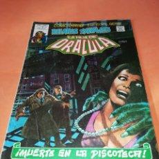 Cómics: RELATOS SALVAJES. LA HIJA DE DRACULA. VOLUMEN 1 Nº 64. MUERTE EN LA DISCOTECA.. Lote 179224708