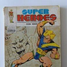 Cómics: SUPER HEROES. Nº 1. EL DÍA DEL PROFETA. EDICIONES VERTICE. 1973.. Lote 179234333