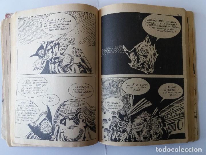 Cómics: SUPER HEROES. Nº 1. EL DÍA DEL PROFETA. EDICIONES VERTICE. 1973. - Foto 4 - 179234333