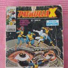 Cómics: PATRULLA X COMPUTO Y LOS SEMIHOMBRES. Lote 179320562