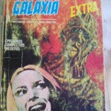 Cómics: GALAXIA Nº 3 - EL PLANETA PÉTREO (VÉRTICE, 1969) - WOLF, ESPADA & ENRICH - . Lote 179329888